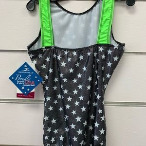 NWT Motionwear Star Gymnastic Leotard